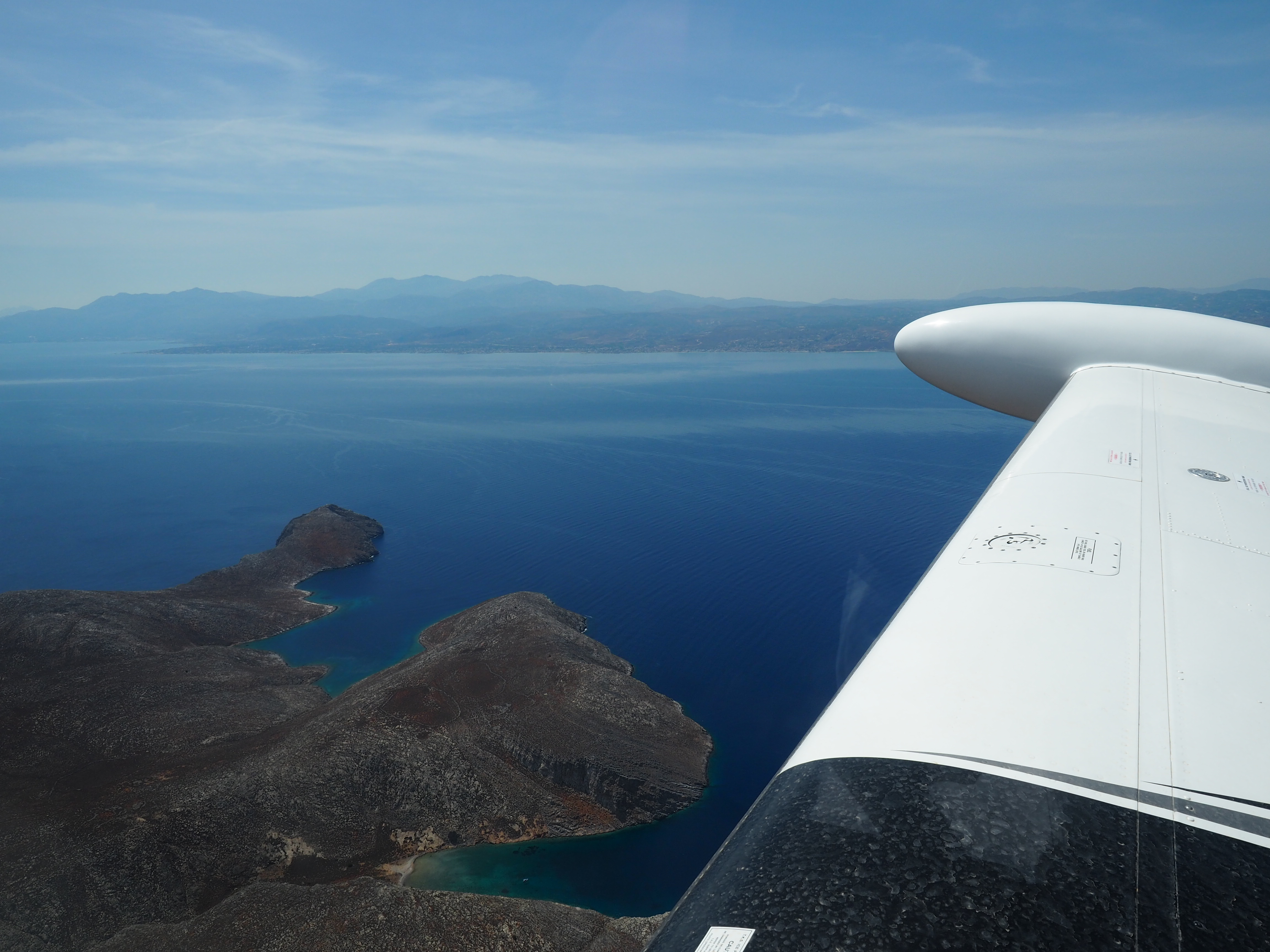 Flying a Light Airplane Around the World: Rules to Live By