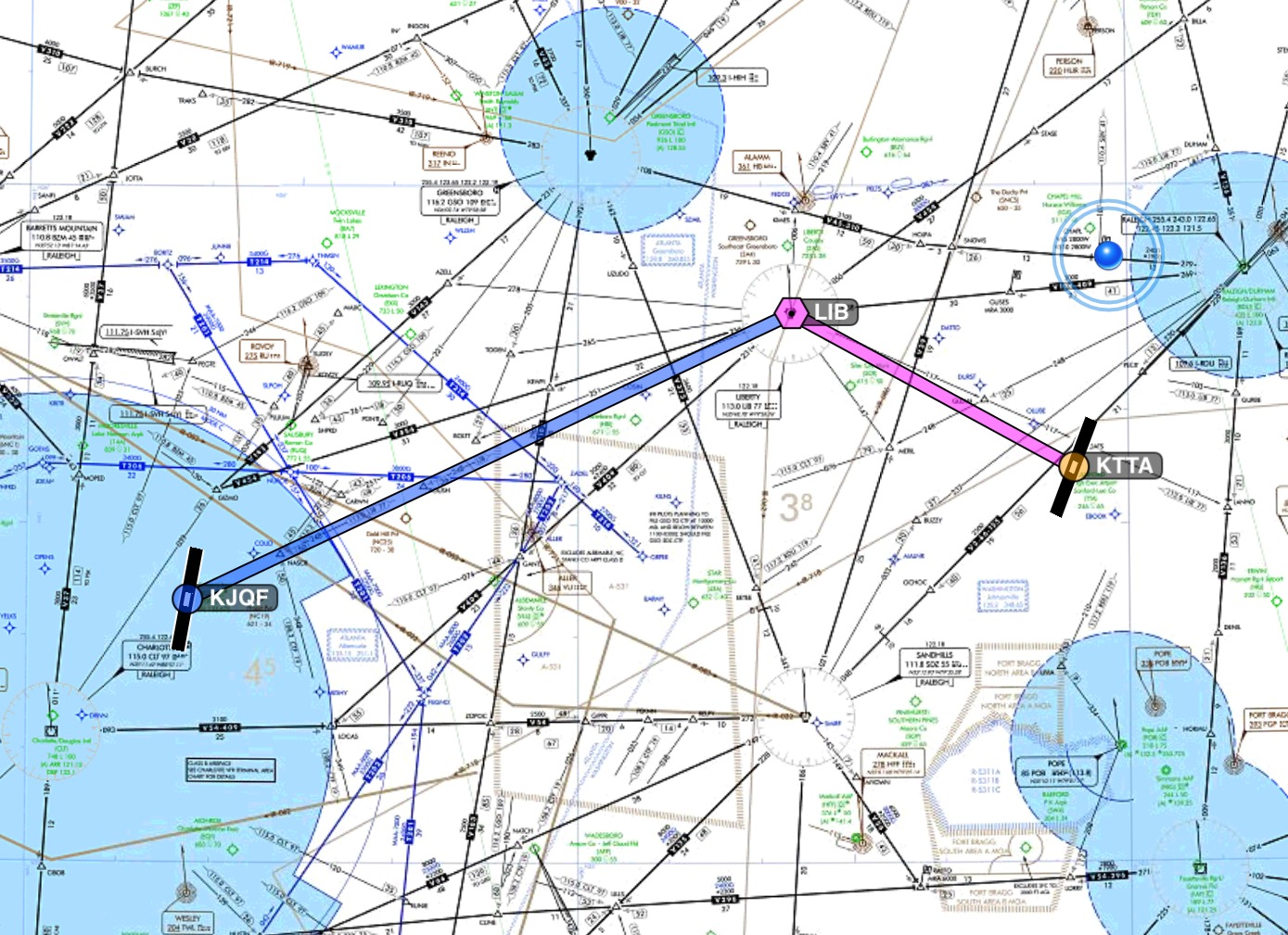 Instrument ground school enroute charts this aviation life